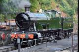 GWR No 2857 at Bewdley, Severn Valley Railway