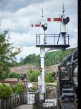 North Eastern Railway Signal