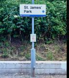 St James Park, Exeter