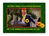 World Laughs At Donny Clown