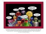 Sesame Street Characters Speak Up