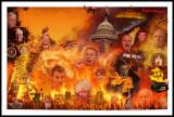 Burning America 2014