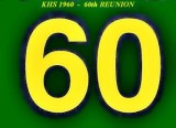 KHS 1960  -  Both Upcoming 60th Reunions: CANCELED / POSTPONED
