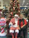 Santa and Pearl 2019