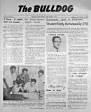 Bulldog Newsletter Excerpts - 1957