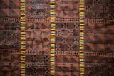 Textile Museum: Adinkra wrapper