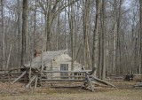 Confederate winter quarters