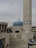 King Abdullah I Mosque, Amman, Jordan