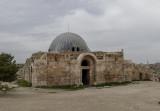 Umayyad Palace gate, Amman, Jordan