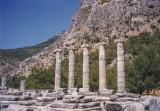 Temple of Athena, Priene