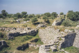 Ruins of the city of Troy