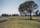 World War I cemetery at Gallipoli