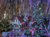 Queen Anne Cottage, Arcadia, CA