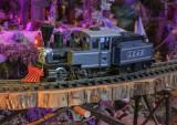 The mysterious rail car