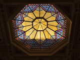 Glass dome at the Old Patent Office