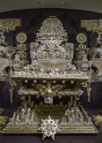 Closeup of 'The Throne of the Third Heaven'