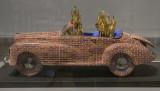 'Convertible Car Kiln,' Patti Warashina, ca. 1971