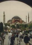 Hagia Sophia, the 'classic' view