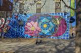 'Love Supreme,' aka the Friendly Food Market mural