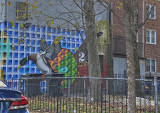 'Love Supreme' conclusion: a real 'urban' mural