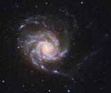 M101 LRGB crop