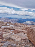 Summit, Mt. Evans, Colorado