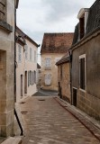 Sancerre; small streets.