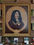 Portrait of Pierre-Paul Riquet, le Baron de Bonrepos, who supervised the construction.
