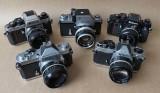The Nikon F Saga
