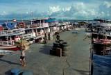 The Manaus harbor.