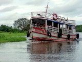 Typical boat, apparently bound to Manaus.