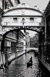 Picturing Venice with Agfa BW Scala in 1981