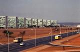 Brasília, Avenida dos Ministérios.