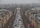 Paris 16ème, two distinct spots: Arc du Triomphe and Musée Marmottan (2020)