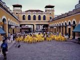 Florianópolis Downtown; The Public Market.