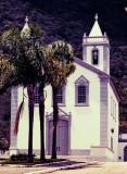 Ribeirão da Ilha (approx. 1987); Igreja Nossa Senhora da Lapa; same church; different painting.