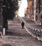Liège: a cloudy Sunday walking (Slides 2008)