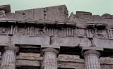Athens; the Parthenon.