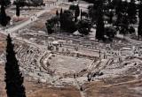 Athens; a theater near the Parthenon.