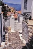 Greece; visiting the island.