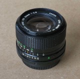 Recently I bougth this superb 24/2.8 (however, the 20/2.8 and the 28/2.8 were sold).
