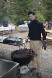 Luke, Chef extraordinaire