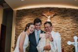 Selfie with Fr. Maro