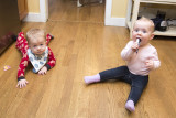 Babies in the kitchen 2