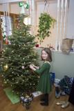 Tree decoration Nell
