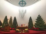 Christmas Sanctuary at SJF