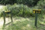 Way sign at the Hopuruahine trailhead