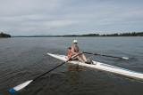 In memo's boat