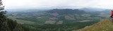 View south from the Saddle Mountain HIke