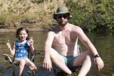 River chill